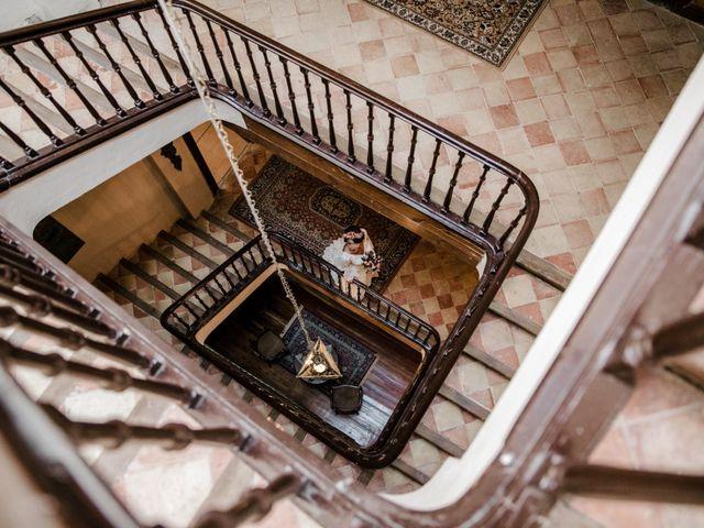 La boda de Luis y Patricia en Alfajarin, Zaragoza 42