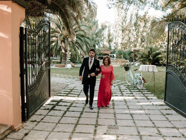La boda de Luis y Patricia en Alfajarin, Zaragoza 43