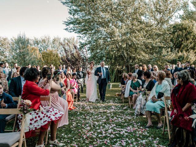 La boda de Luis y Patricia en Alfajarin, Zaragoza 46