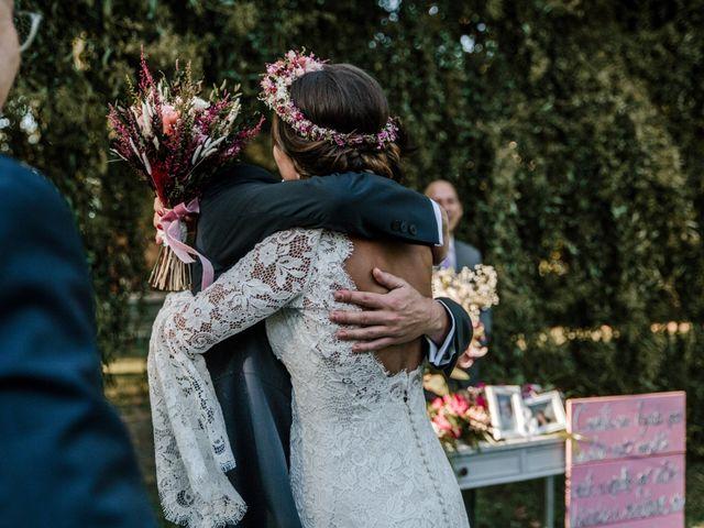 La boda de Luis y Patricia en Alfajarin, Zaragoza 48
