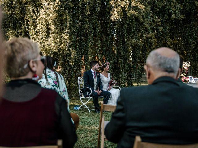 La boda de Luis y Patricia en Alfajarin, Zaragoza 49