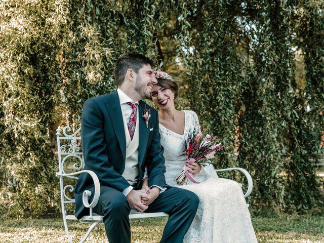 La boda de Luis y Patricia en Alfajarin, Zaragoza 50
