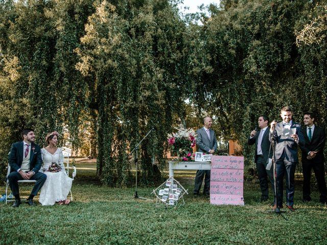 La boda de Luis y Patricia en Alfajarin, Zaragoza 52