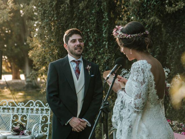 La boda de Luis y Patricia en Alfajarin, Zaragoza 53