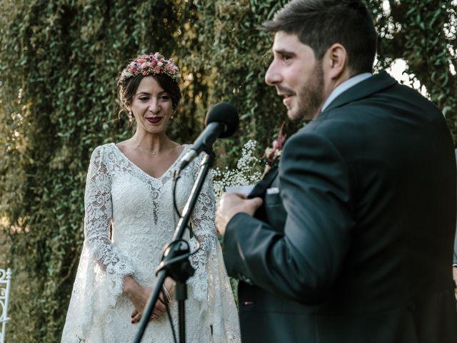 La boda de Luis y Patricia en Alfajarin, Zaragoza 55