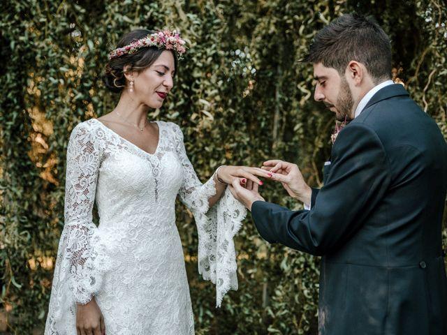 La boda de Luis y Patricia en Alfajarin, Zaragoza 56