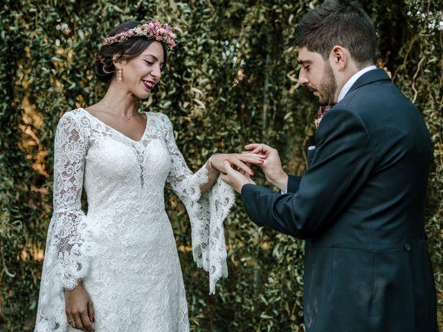 La boda de Luis y Patricia en Alfajarin, Zaragoza 57
