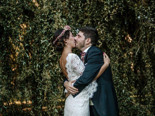 La boda de Luis y Patricia en Alfajarin, Zaragoza 58