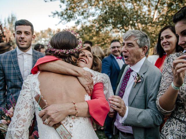 La boda de Luis y Patricia en Alfajarin, Zaragoza 62