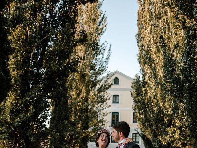 La boda de Luis y Patricia en Alfajarin, Zaragoza 65