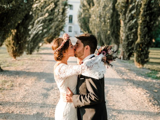 La boda de Luis y Patricia en Alfajarin, Zaragoza 66