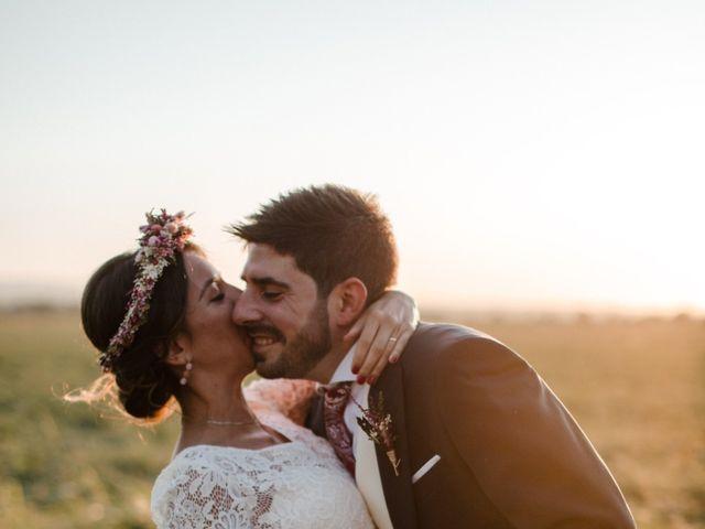 La boda de Luis y Patricia en Alfajarin, Zaragoza 68