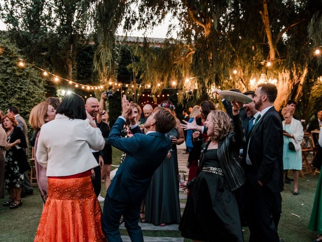 La boda de Luis y Patricia en Alfajarin, Zaragoza 78
