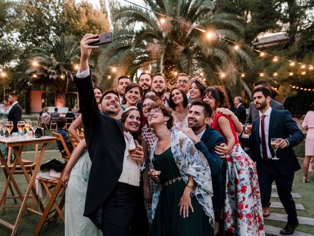 La boda de Luis y Patricia en Alfajarin, Zaragoza 79