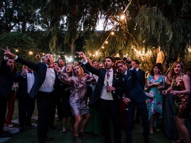 La boda de Luis y Patricia en Alfajarin, Zaragoza 80