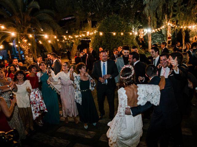 La boda de Luis y Patricia en Alfajarin, Zaragoza 82