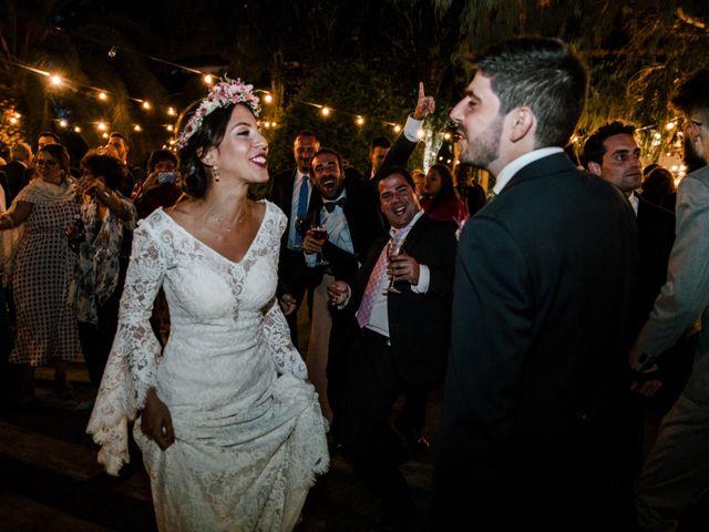 La boda de Luis y Patricia en Alfajarin, Zaragoza 83