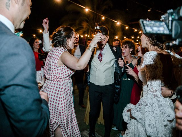 La boda de Luis y Patricia en Alfajarin, Zaragoza 86