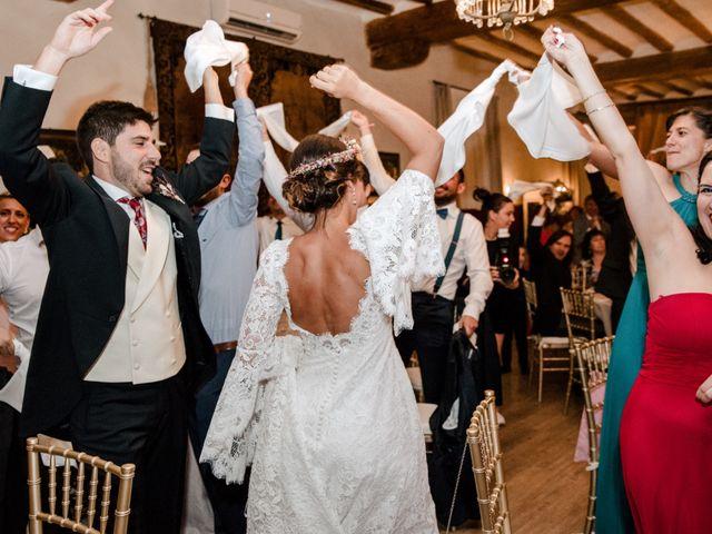 La boda de Luis y Patricia en Alfajarin, Zaragoza 87