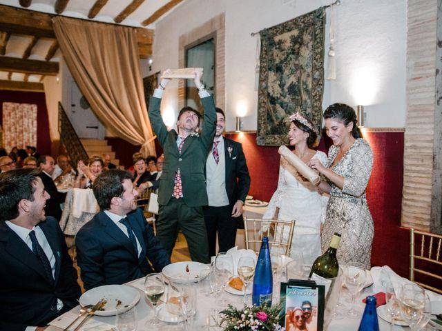 La boda de Luis y Patricia en Alfajarin, Zaragoza 88