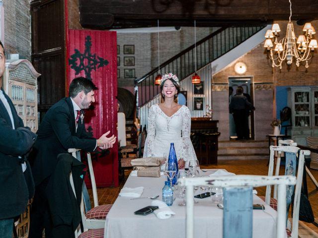 La boda de Luis y Patricia en Alfajarin, Zaragoza 91
