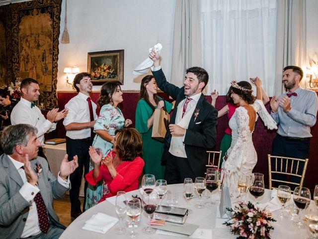 La boda de Luis y Patricia en Alfajarin, Zaragoza 92