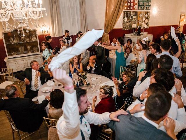 La boda de Luis y Patricia en Alfajarin, Zaragoza 93