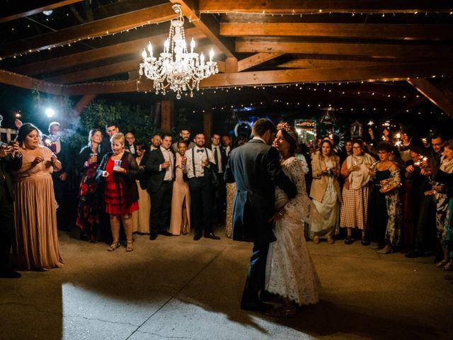 La boda de Luis y Patricia en Alfajarin, Zaragoza 95