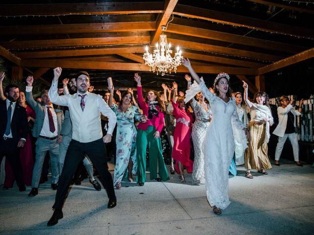 La boda de Luis y Patricia en Alfajarin, Zaragoza 98