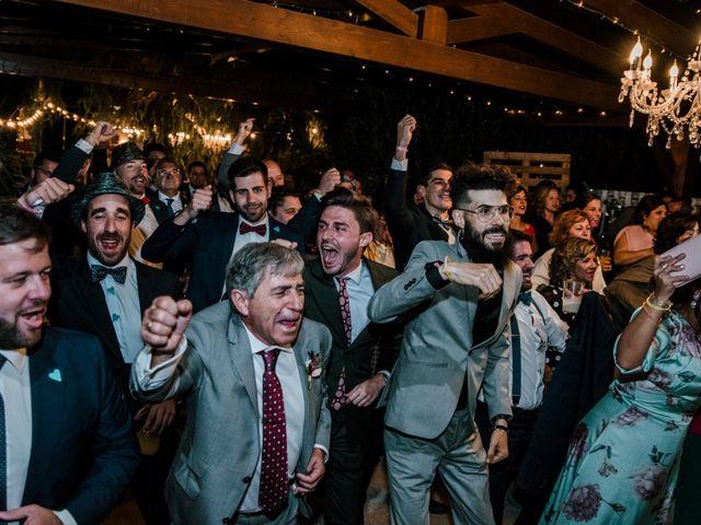 La boda de Luis y Patricia en Alfajarin, Zaragoza 99