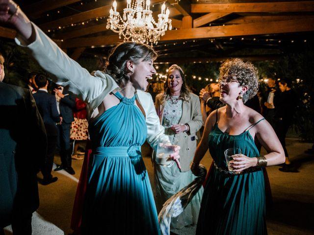 La boda de Luis y Patricia en Alfajarin, Zaragoza 100
