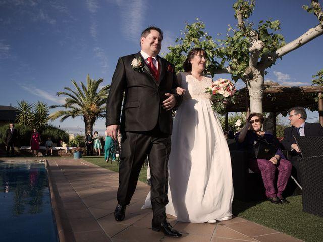 La boda de Roberto y Rocío en Navalcarnero, Madrid 10