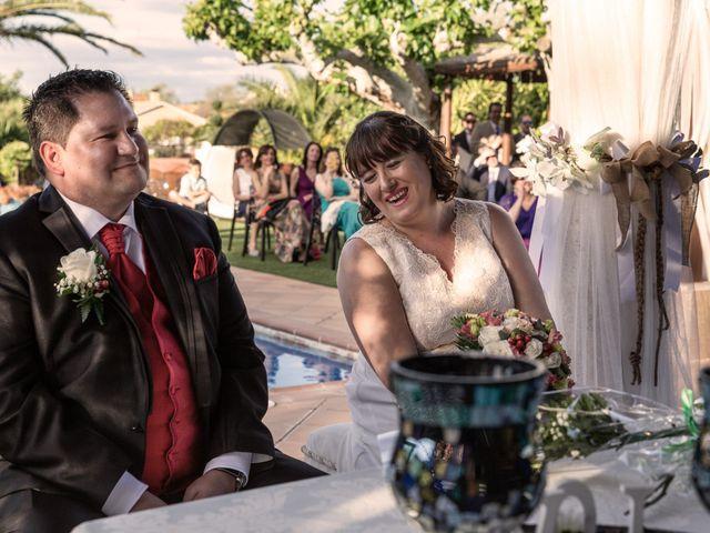 La boda de Roberto y Rocío en Navalcarnero, Madrid 11