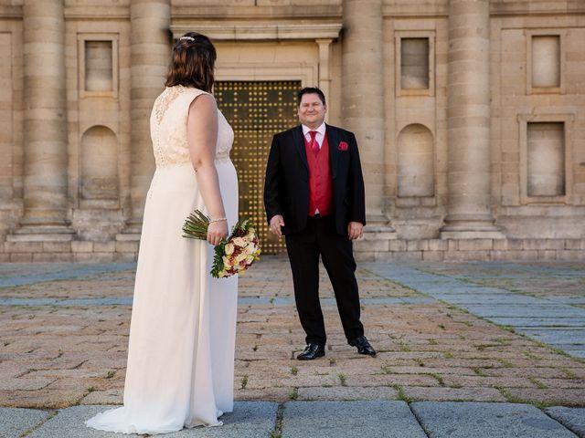 La boda de Roberto y Rocío en Navalcarnero, Madrid 35