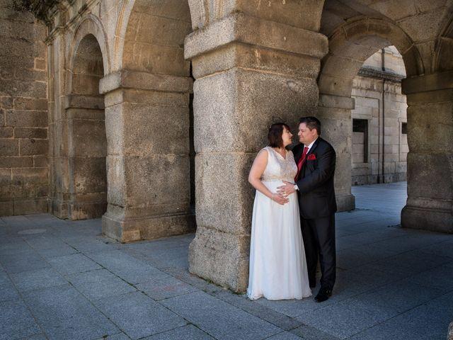 La boda de Roberto y Rocío en Navalcarnero, Madrid 36