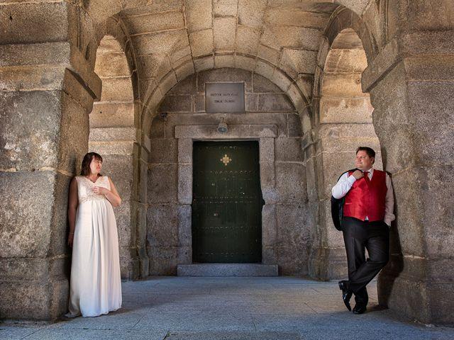 La boda de Roberto y Rocío en Navalcarnero, Madrid 37