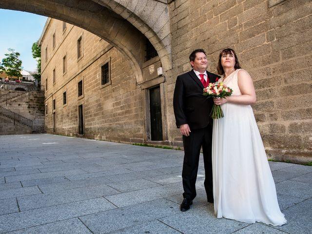 La boda de Roberto y Rocío en Navalcarnero, Madrid 38