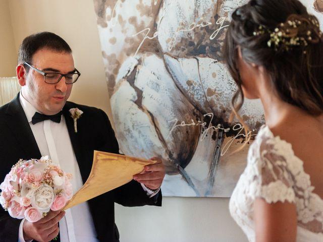 La boda de Iván y Raquel en Sant Vicenç De Montalt, Barcelona 11