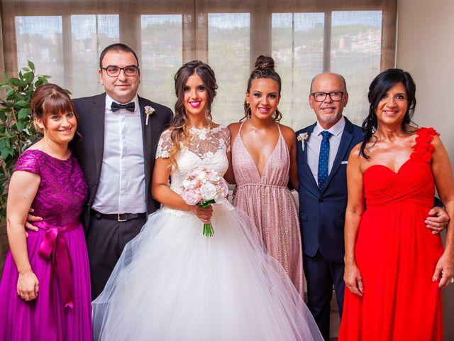 La boda de Iván y Raquel en Sant Vicenç De Montalt, Barcelona 13