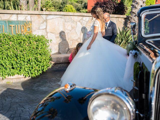 La boda de Iván y Raquel en Sant Vicenç De Montalt, Barcelona 19