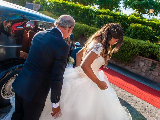 La boda de Iván y Raquel en Sant Vicenç De Montalt, Barcelona 20