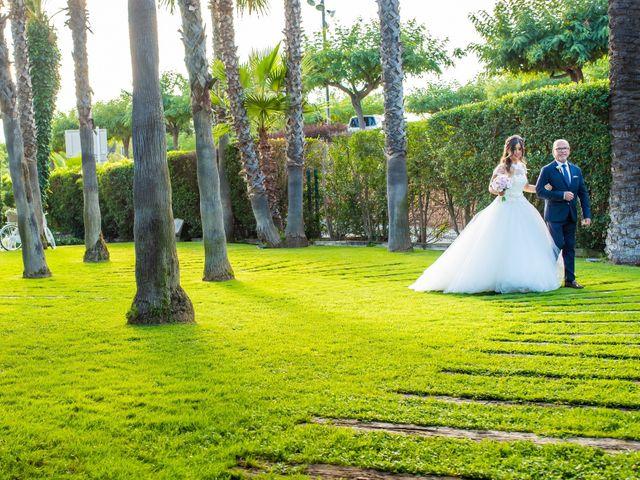 La boda de Iván y Raquel en Sant Vicenç De Montalt, Barcelona 25