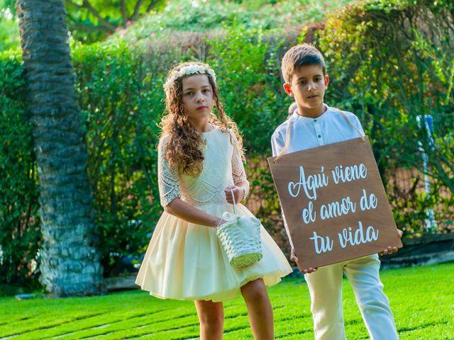La boda de Iván y Raquel en Sant Vicenç De Montalt, Barcelona 31