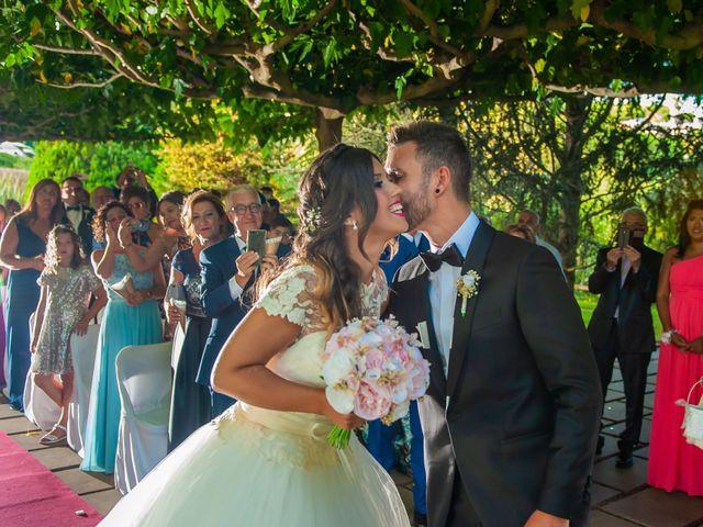 La boda de Iván y Raquel en Sant Vicenç De Montalt, Barcelona 39