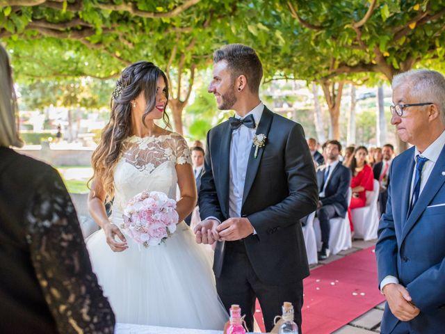 La boda de Iván y Raquel en Sant Vicenç De Montalt, Barcelona 41
