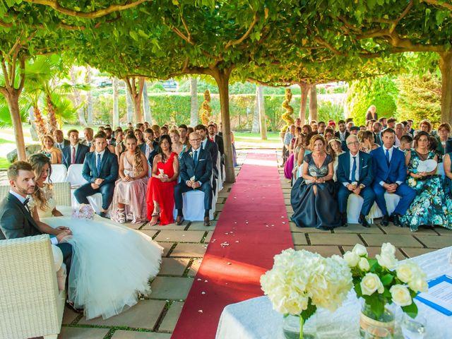 La boda de Iván y Raquel en Sant Vicenç De Montalt, Barcelona 44
