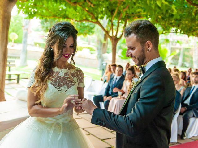 La boda de Iván y Raquel en Sant Vicenç De Montalt, Barcelona 48