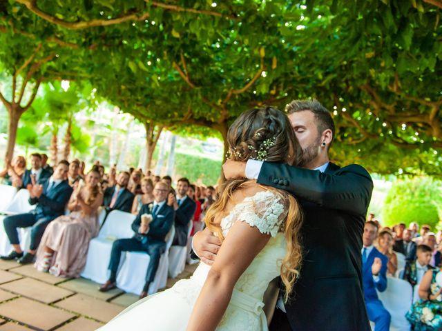 La boda de Iván y Raquel en Sant Vicenç De Montalt, Barcelona 49