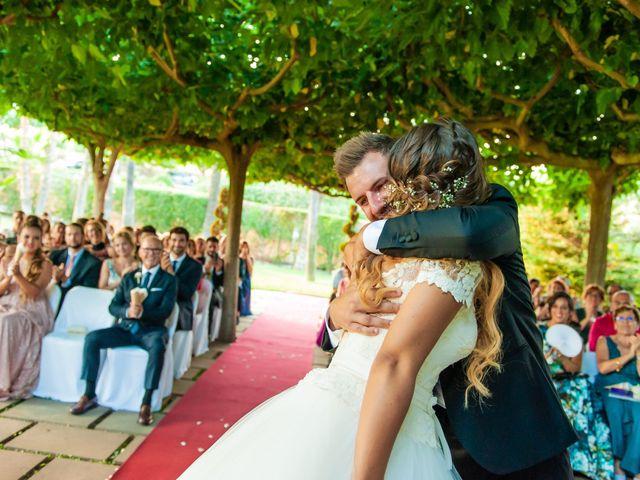 La boda de Iván y Raquel en Sant Vicenç De Montalt, Barcelona 50