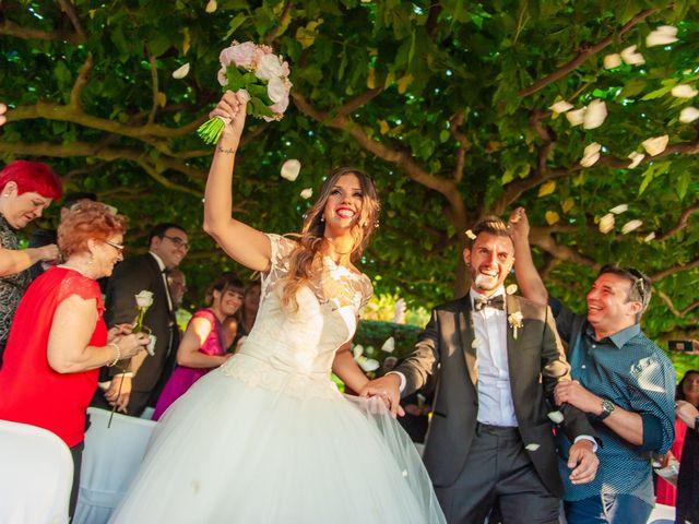 La boda de Iván y Raquel en Sant Vicenç De Montalt, Barcelona 54